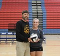 Makayla Creed Records 1500th Career Assist image