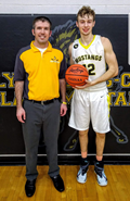McLaughlin Nets 1000th Point image