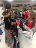 LC FFA Holds Successful Donation Drive