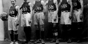 old Lynchburg Ball team