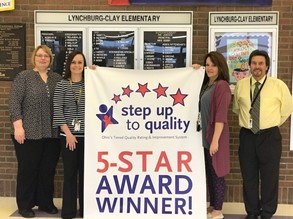 LC PreSchool Step Up to Quality - 5 Star