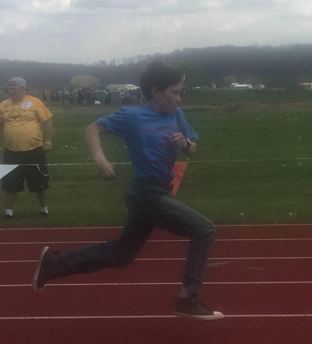 Special Olympics Pics