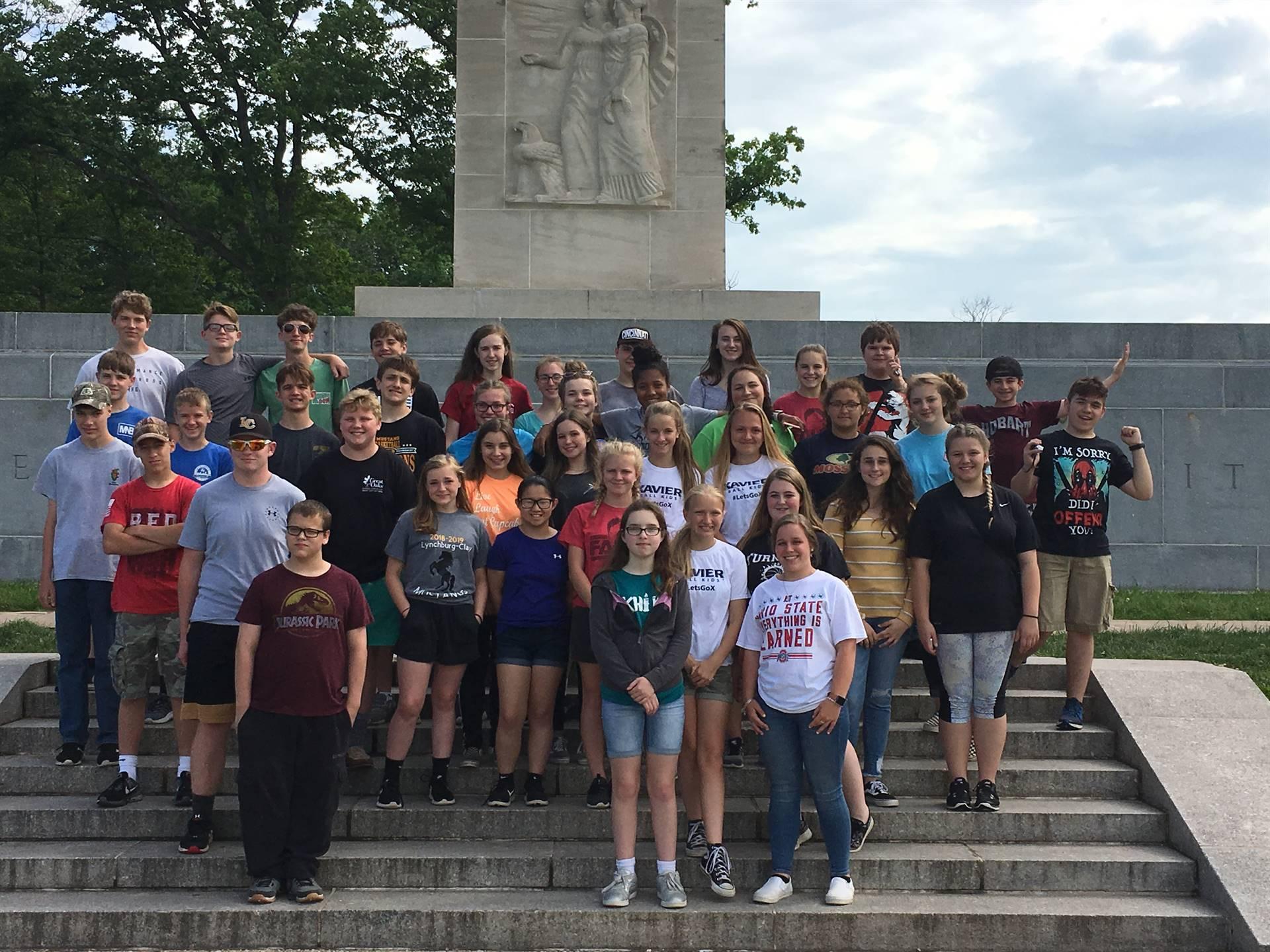8th Grade Trip 2019