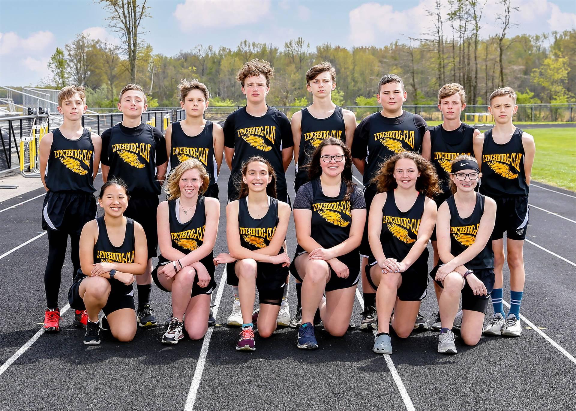 Track Team 2021